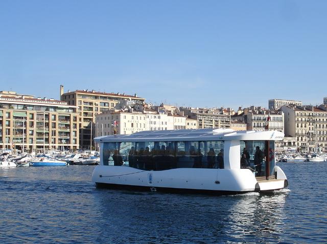 Alternatives Energies Ferryboat Marseille