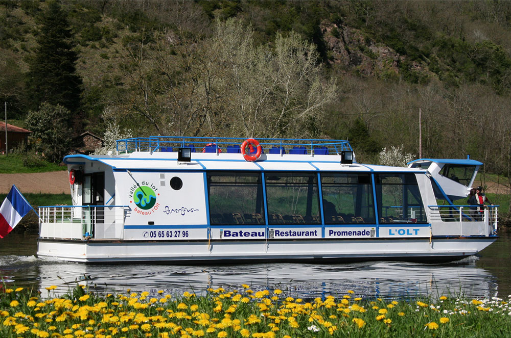Chantier Naval Franco Suisse Hyperdrobus Flagnac