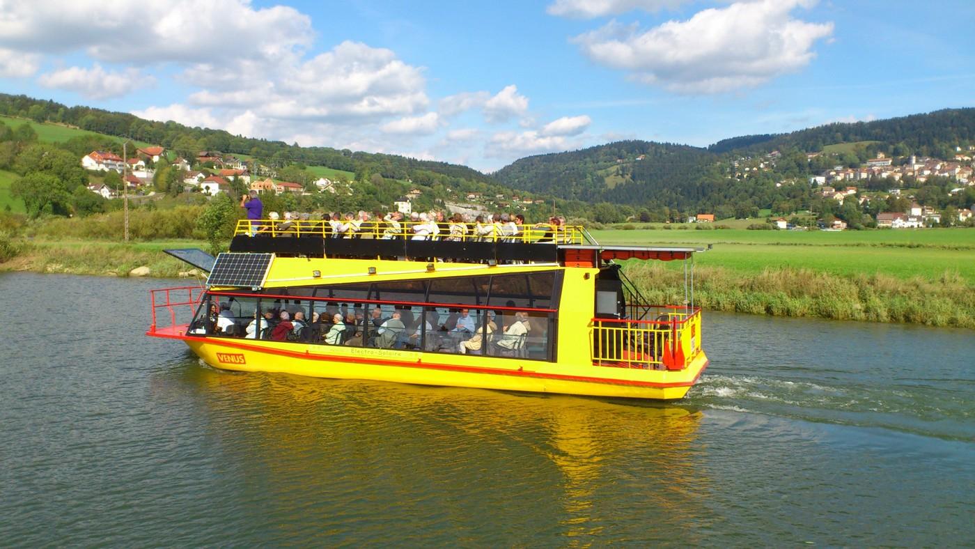 Chantier Naval Franco Suisse Hydrobus 75