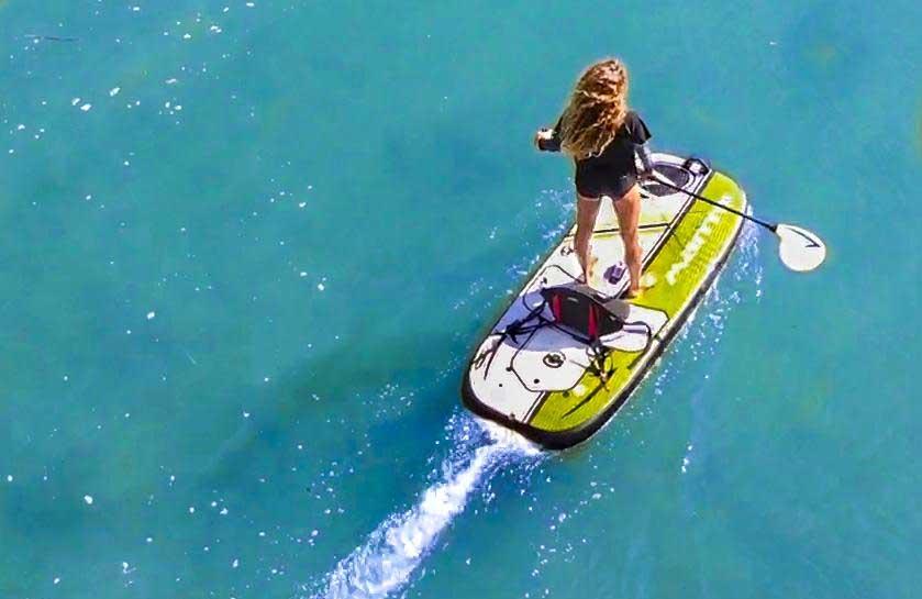 Manta Standup Paddle électrique