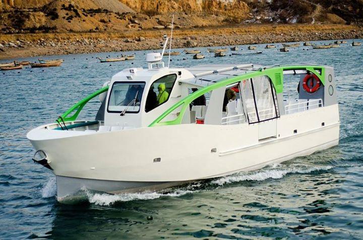 ODC Marine Mono 14 m 70 pax électrique