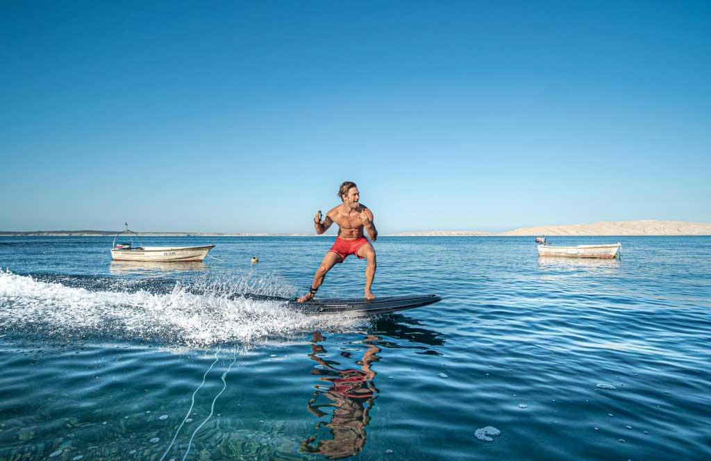Radinn Surf électrique