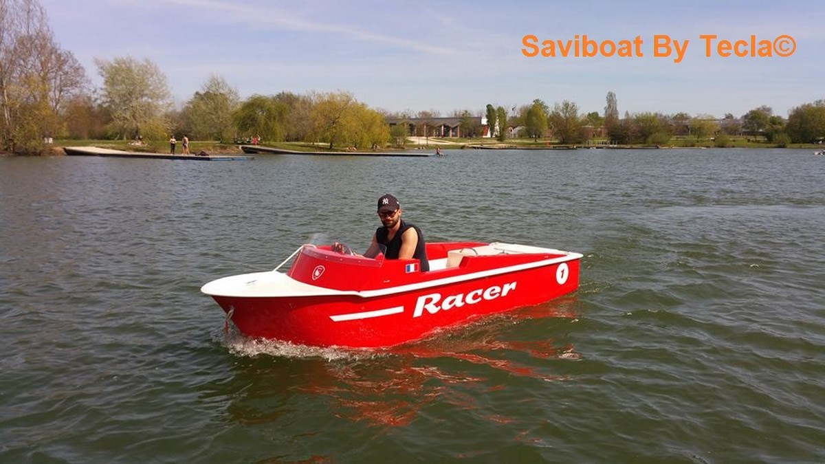 Saviboat Port Miniature Racer