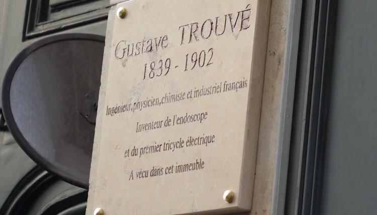 Gustave Trouvé : hommage à l'inventeur du bateau électrique