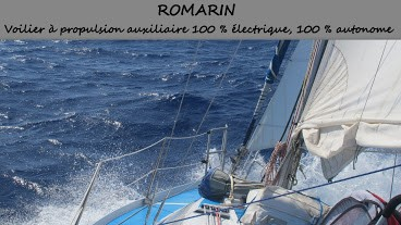 ROMARIN:Vulcain VI,dériveur intégral aluminium