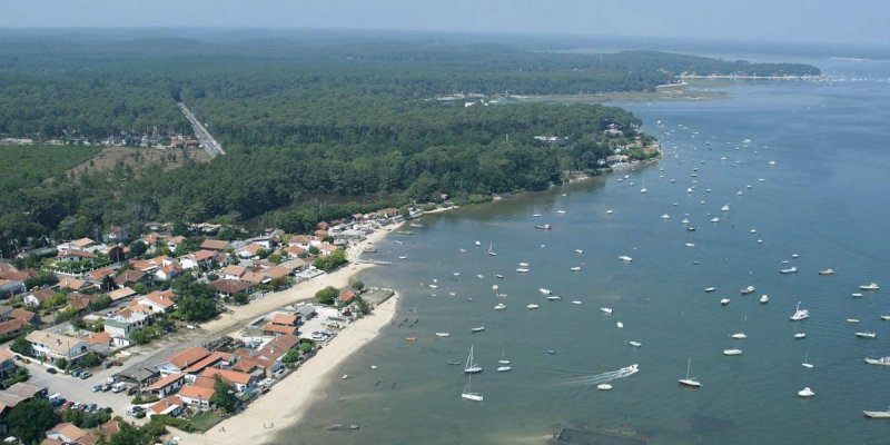 Un nouveau parc naturel marin dans le bassin d'Arcachon
