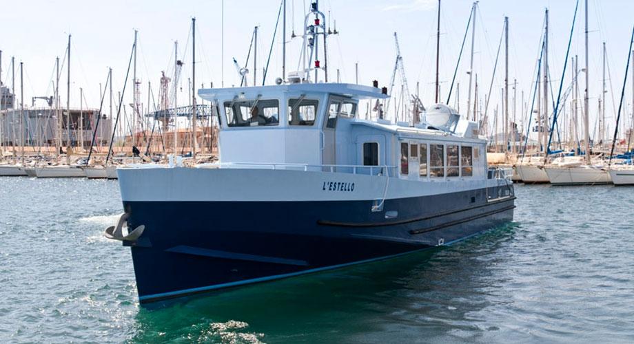 Témoignage : focus sur les éco-bateaux bus bi-énergie de la rade de Toulon