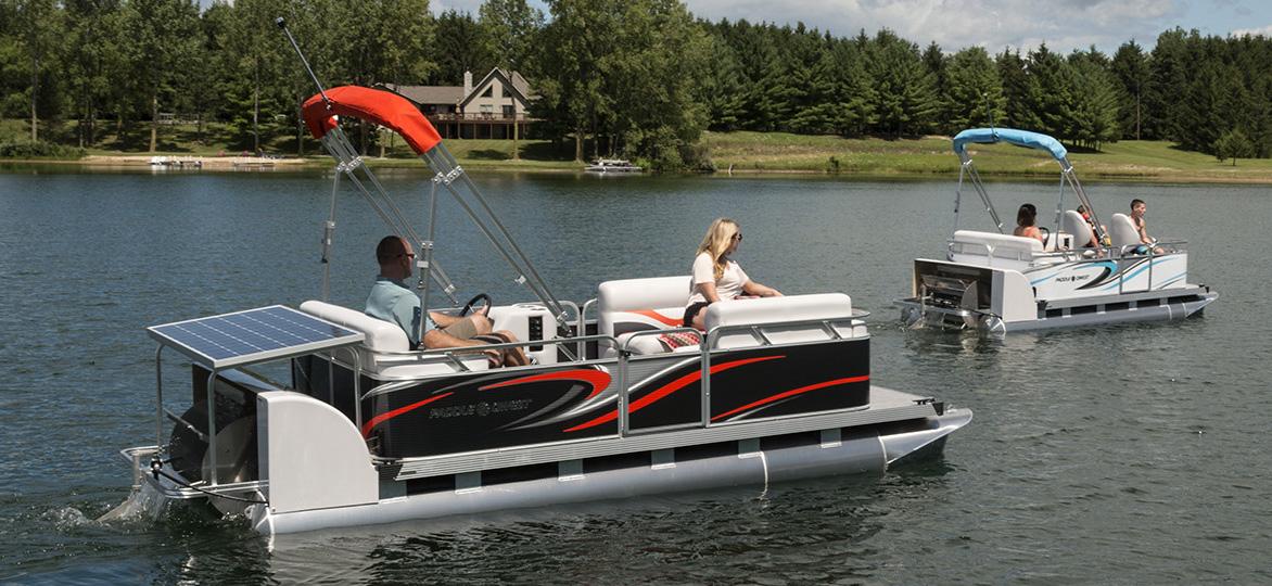 Etude : de belles perspectives pour le marché du bateau électrique selon IDTechEx