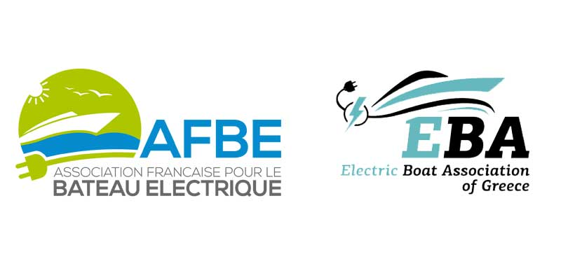 L'AFBE partenaire de l'association grecque du bateau électrique
