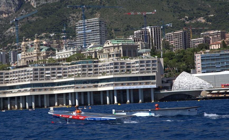 Le Monaco Solar & Electric Boat Challenge se déroulera du 13 au 15 juillet 2017