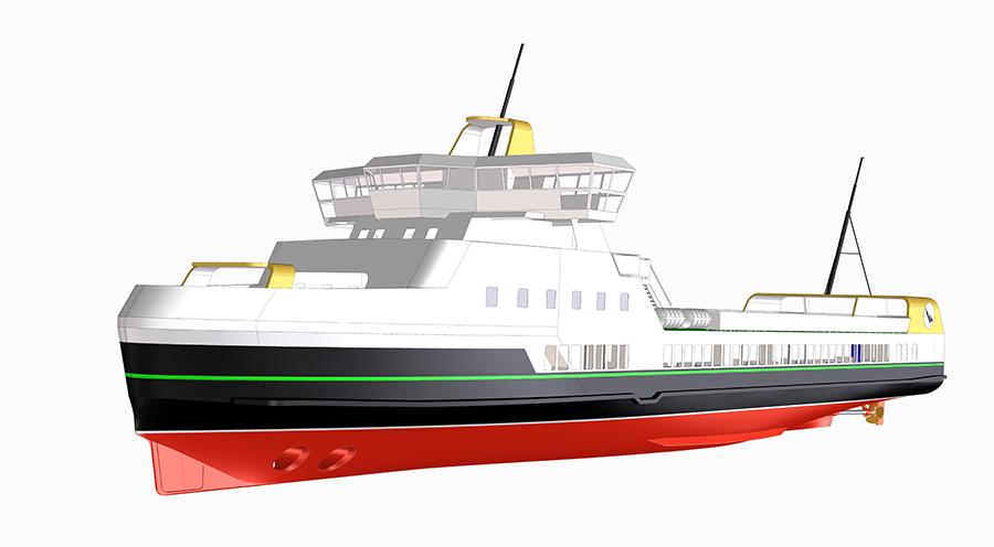 Leclanché fournira les batteries du plus grand ferry électrique du monde