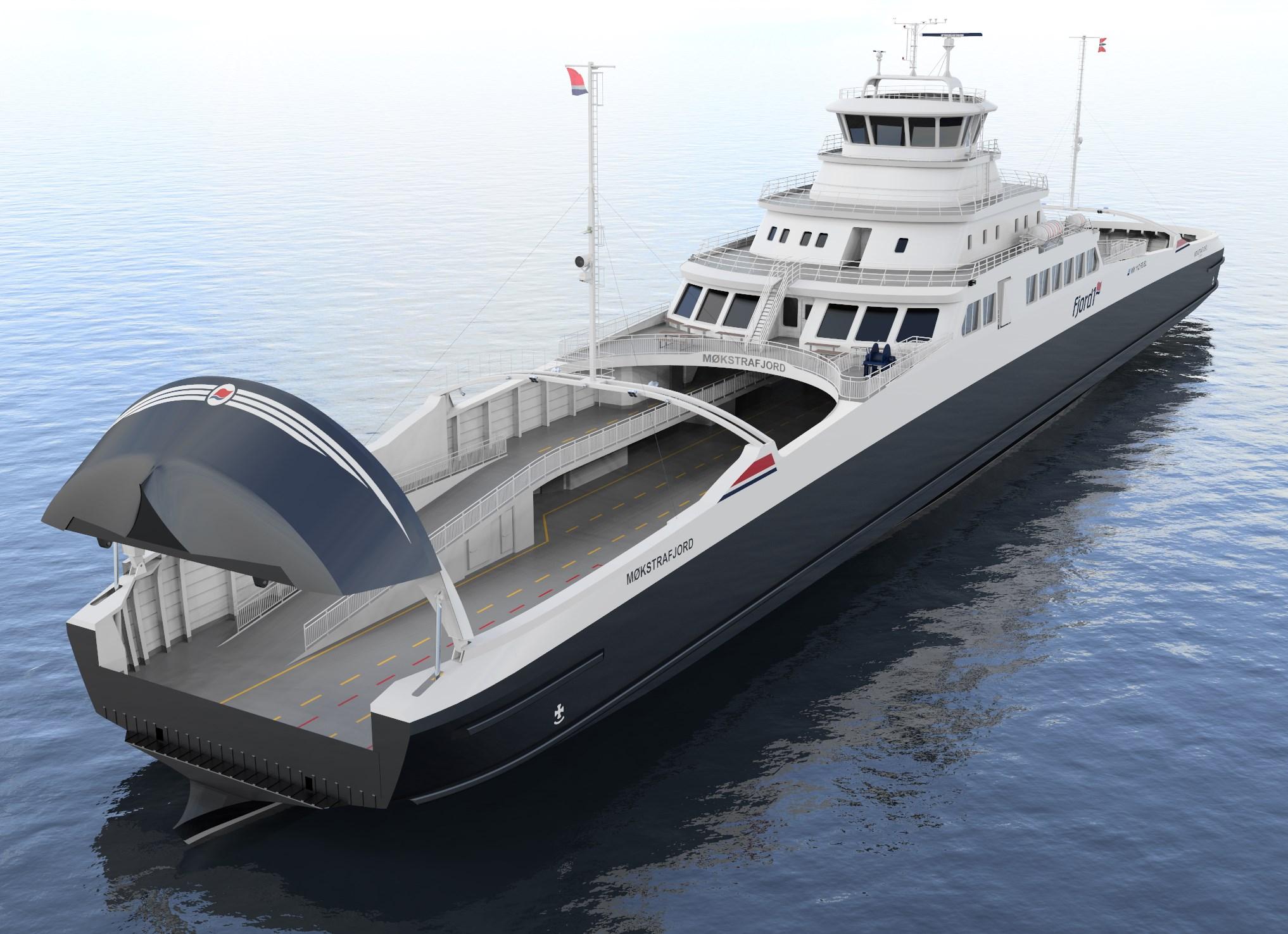 En Norvège, le ferry électrique entame sa révolution