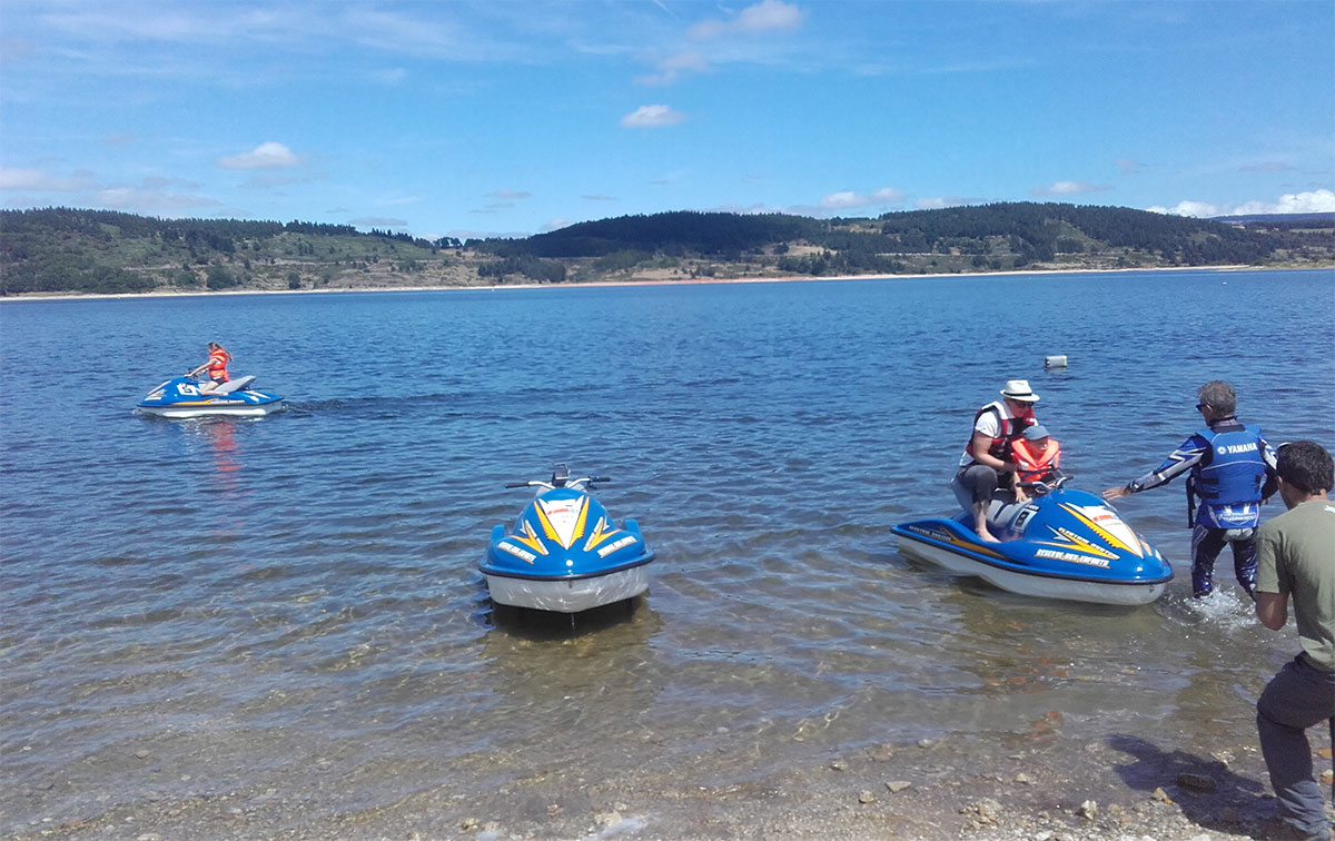 Aquajet Tour : le jet-ski électrique pour enfant en tournée à travers la France
