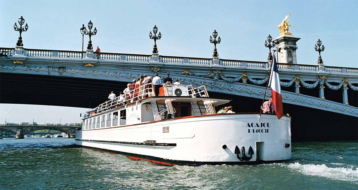Paris détaille ses subventions pour les bateaux « moins polluants »