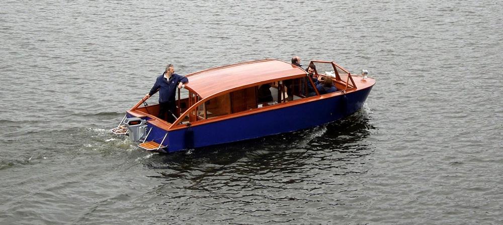 Blue Pearl annonce la naissance de son bateau habitable électrique