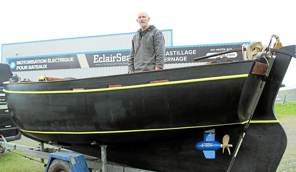 EclairSea : nouveau spécialiste de la conversion électrique des bateaux