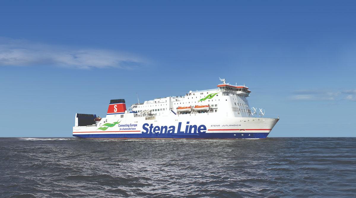Suède : Stena Line veut électrifier un ferry avec 50 MWh de batteries