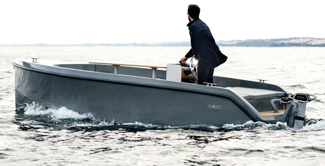 Bateau électrique : Armor Nautic devient l'importateur français de la marque Rand