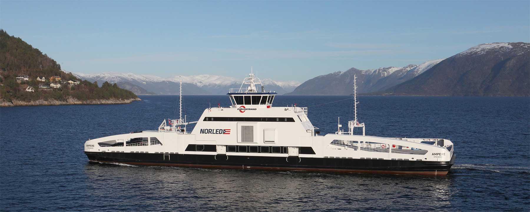 Norvège : les navires zéro émission obligatoires dans les fjords à compter de 2026