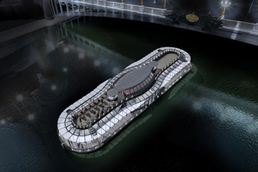 Ducasse-sur-Seine : des croisières gastronomiques en bateau électrique