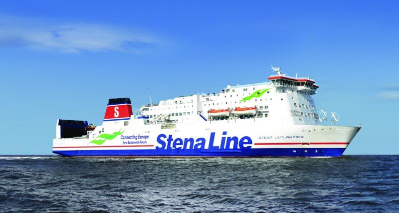 Stena Line choisit les batteries Callenberg pour son futur ferry électrique