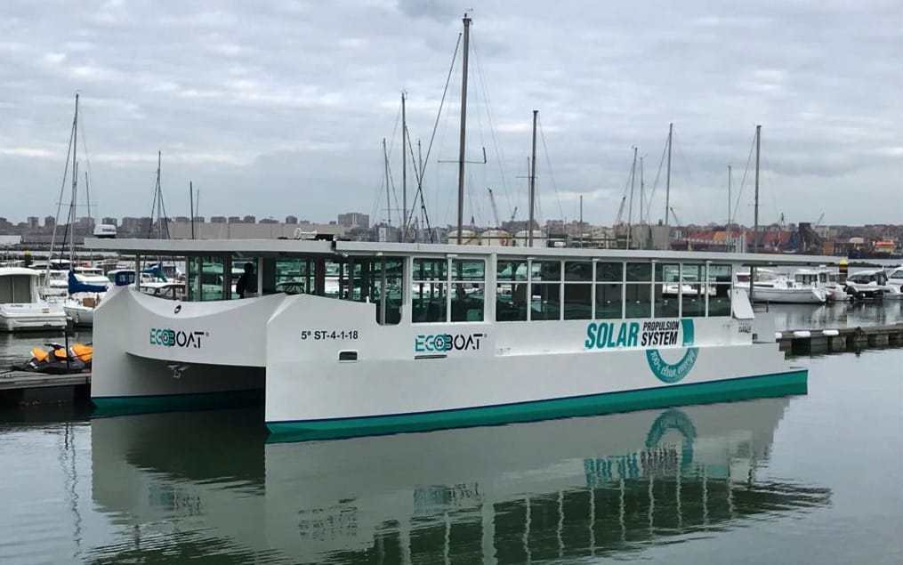 Torqeedo équipe le premier catamaran electro-solaire d'Espagne