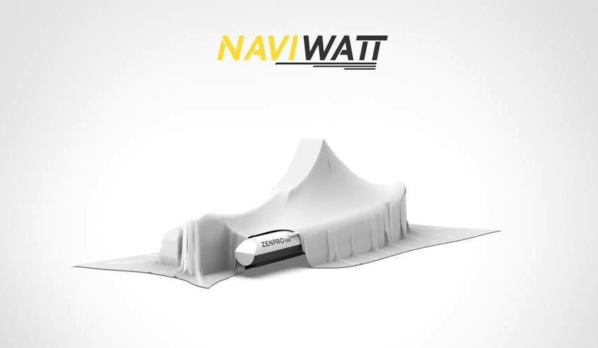 Naviwatt présentera son semi-rigide électrique Zen Pro le 14 septembre