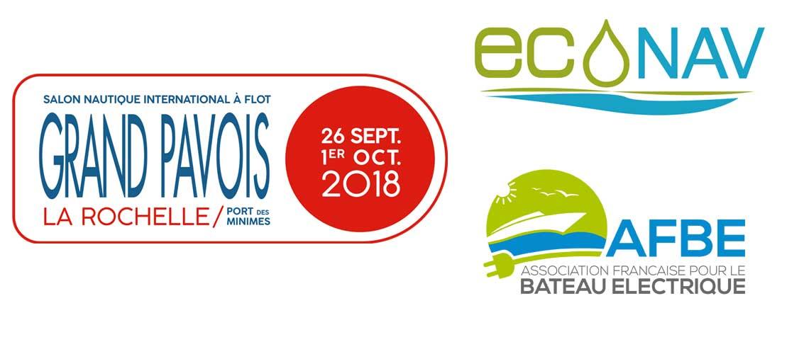 Grand Pavois : un Challenge EcoNav dédié aux bateaux électriques
