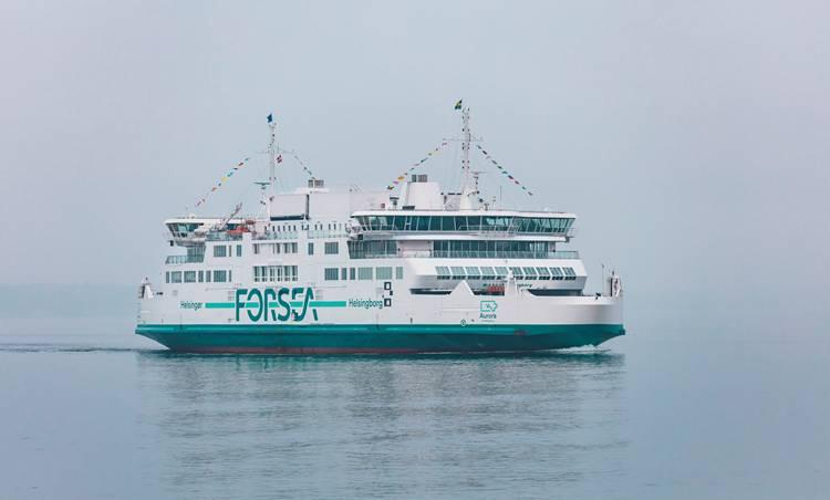 Suède : ForSea Ferries lance ses nouveaux traversiers électriques