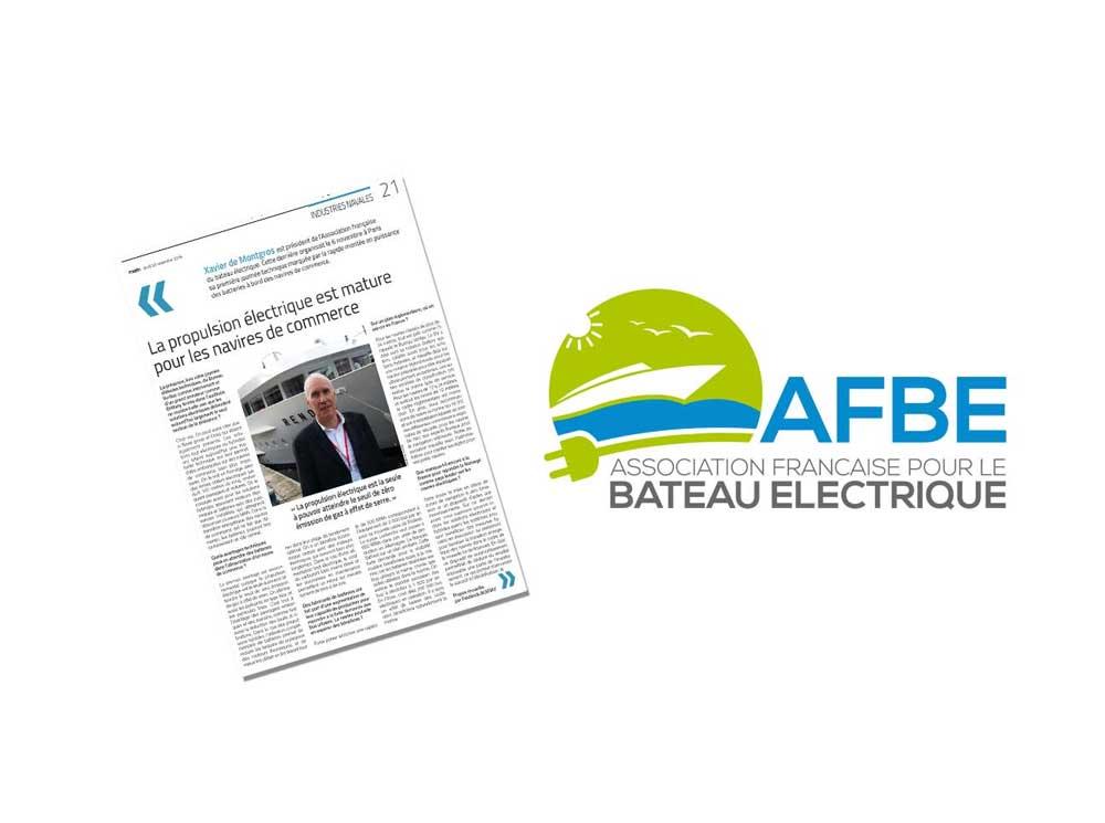 AFBE : retour sur la journée technique du 6 novembre avec Le Marin