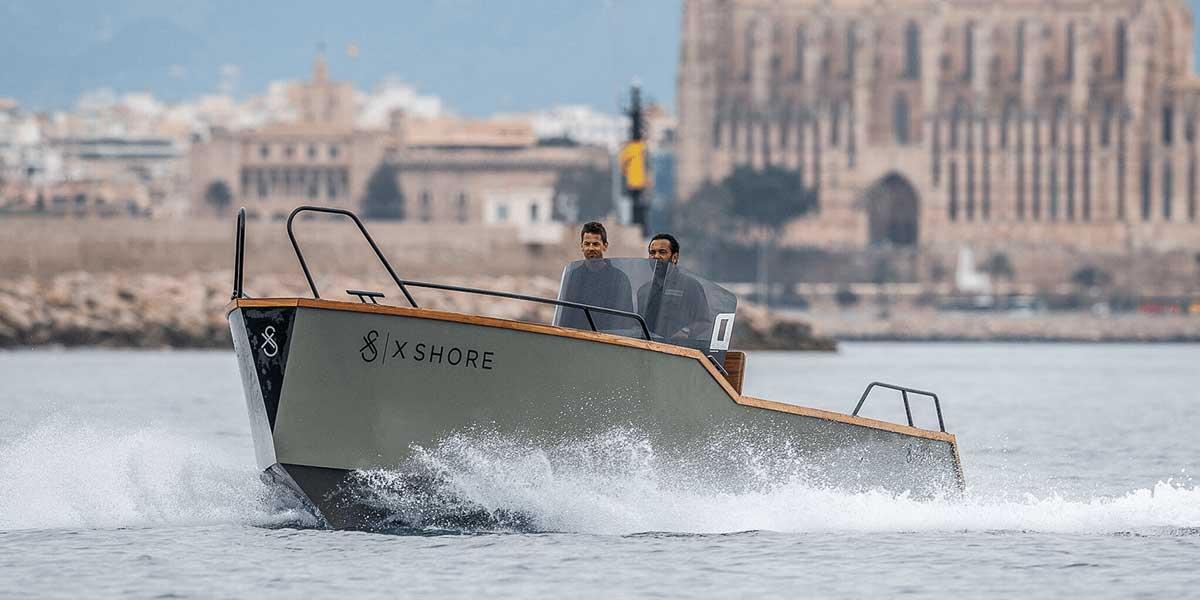 X Shore choisit Torqeedo pour son premier bateau électrique