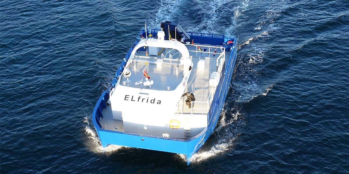 Norvège : Siemens lance un site de production de batteries pour les bateaux électriques