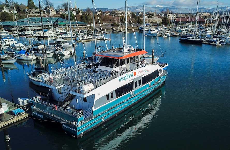 Aux Etats-Unis, All American Marine lance son second bateau hybride