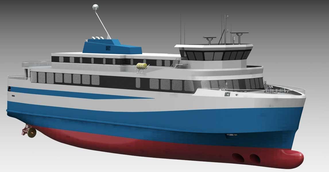 ABB va équiper le premier ferry électrifié d'Islande