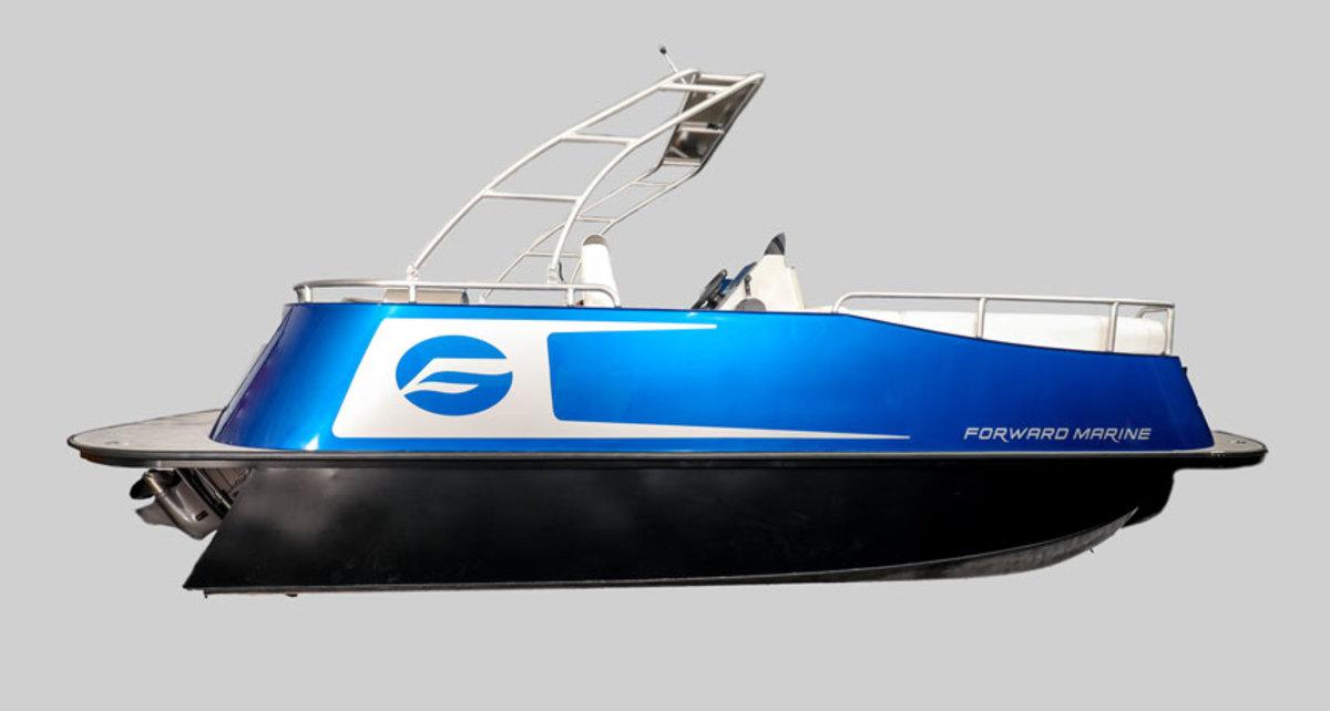 General Motors se lance dans le bateau électrique