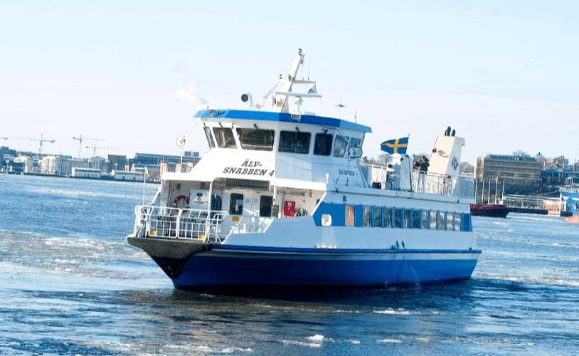 En Suède, Volvo Penta va convertir un ferry diesel à l'électrique