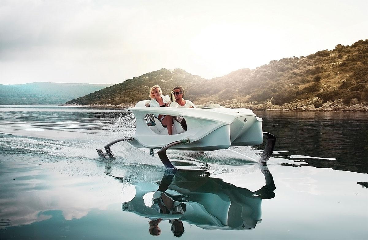 Hydrofoil électrique : Quadrofoil annonce une levée de fonds de 3 millions d'euros