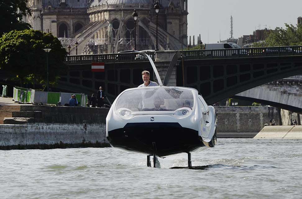 Seabubbles passe aux mains d'investisseurs suisses