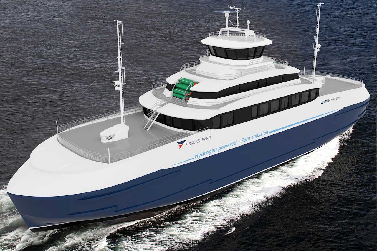 En Norvège, ABB va tester un ferry à hydrogène
