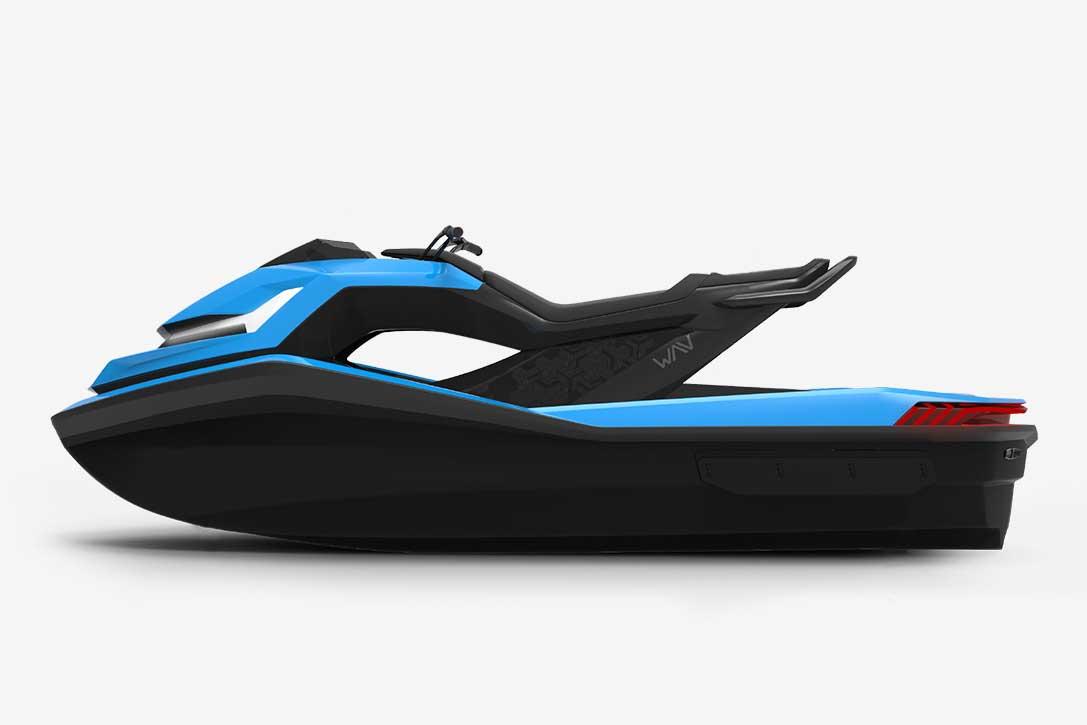 Nikola WAV : un nouveau jet-ski électrique pour 2020