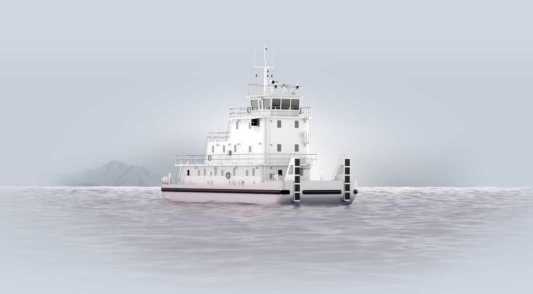 ABB va lancer un bateau à hydrogène sur le Rhône