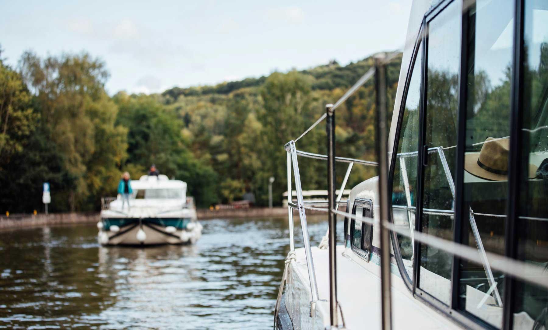 Colloque Vert le Fluvial : des propositions concrètes pour le bateau électrique