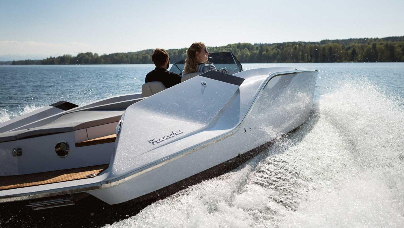 Torqeedo équipe le nouveau yacht électrique de Frauscher Shipyard