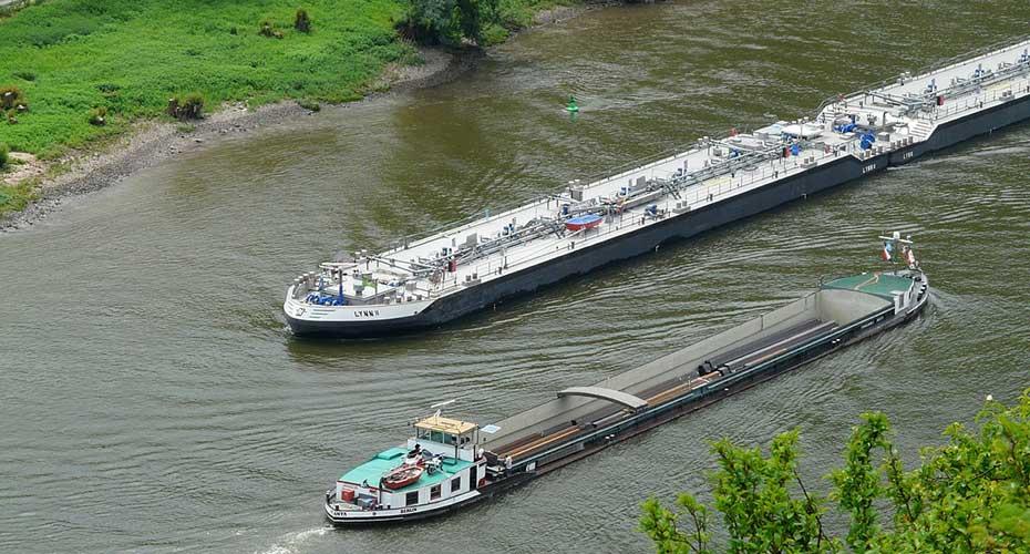 Des péniches à hydrogène à l'étude sur la Seine
