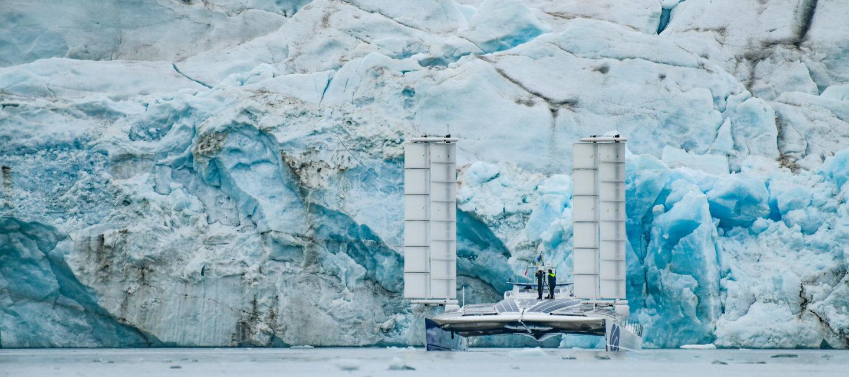 Bateau à hydrogène : l'Energy Observer rejoint l'océan Arctique