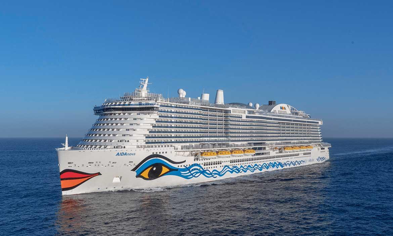Aida Cruises veut mettre des batteries dans ses navires