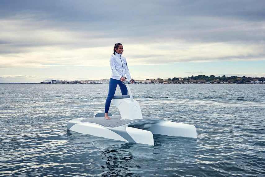 Neocean Overboat : le catamaran électrique made in Occitanie