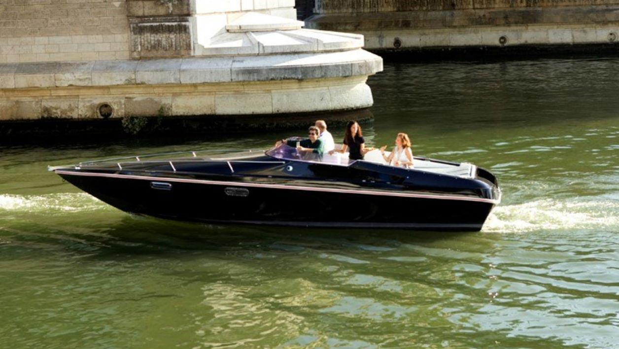 Black Swan : un bateau électrique alimenté par des batteries de seconde vie