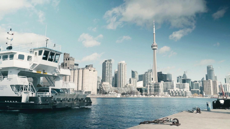 Toronto lancera son premier traversier électrique en 2020