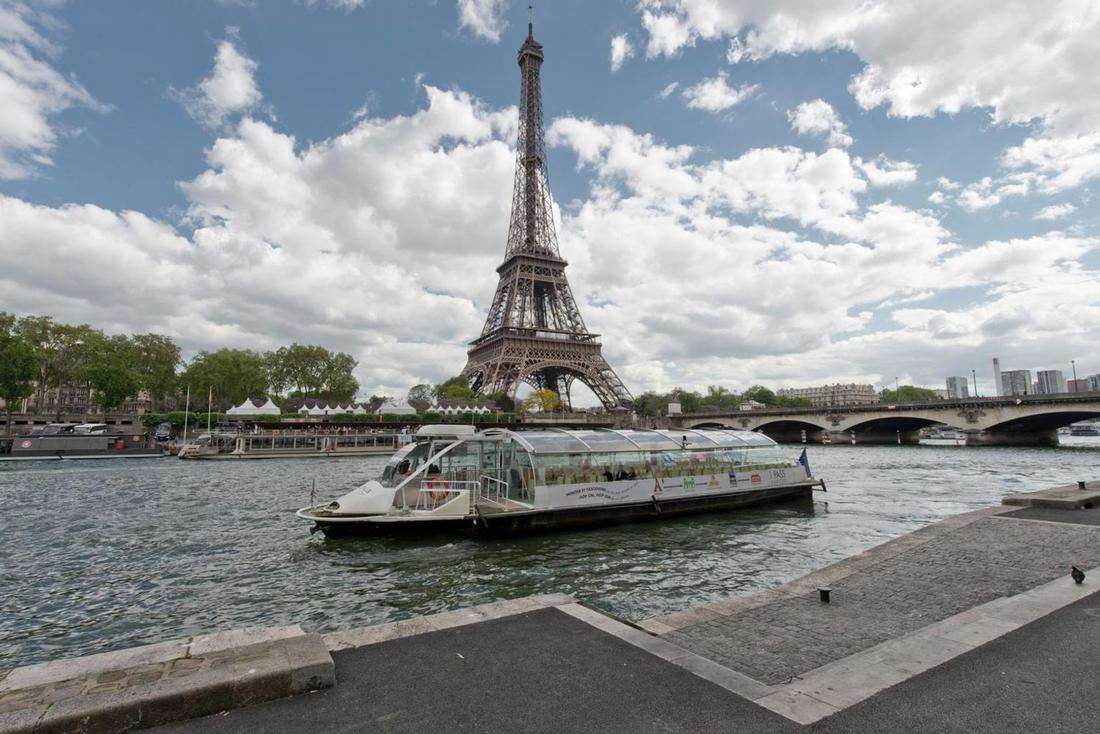 Paris : des Batobus hybrides pour Sodexo et Vinci Energies